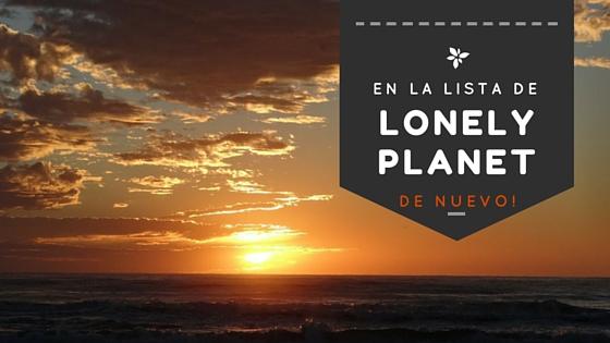 Uruguay entre los 10 destinos recomendados por Lonely Planet para 2016